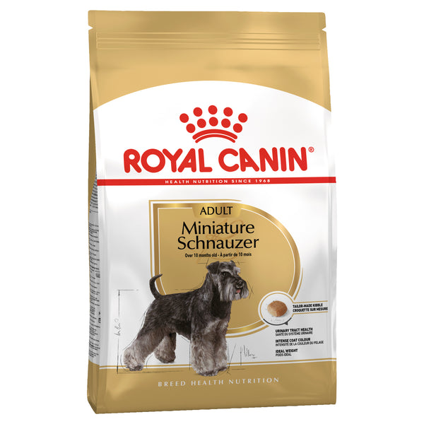 Royal Canin Dog - Royal Canin MINIATURE SCHNAUZER