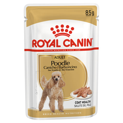 Royal Canin Dog - Royal Canin POODLE POUCHES - Wet food