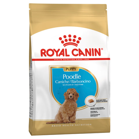 Royal Canin Dog - Royal Canin POODLE PUPPY, 0-10 months
