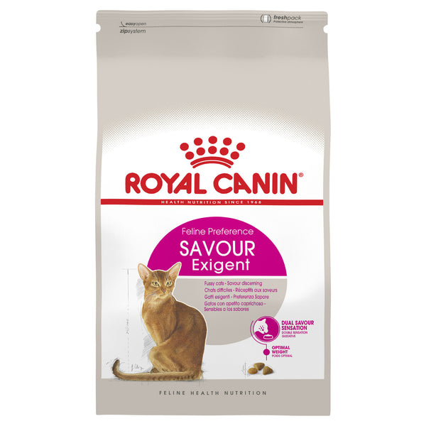 Royal Canin Cat - Royal Canin EXIGENT SAVOUR SENSATION