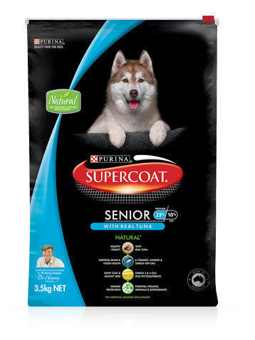 Supercoat Dog - Senior
