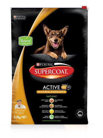 Supercoat Dog - Active With Kangaroo