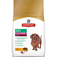 Science Diet Dog -  Perfect Weight, Adult Small & Toy Breed