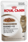Royal Canin Cat - Royal Canin AGEING +12 IN JELLY (pouches)