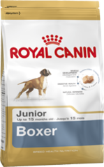 Royal Canin Dog - Royal Canin BOXER JUNIOR, 0-15 months