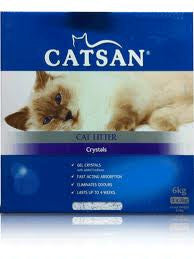 Cat Litter - Catsan Crystals Cat Litter