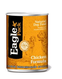 Eagle Pack  - Cans Chicken Formula