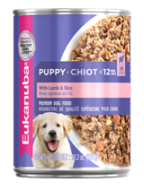 Eukanuba - Puppy With Lamb & Rice