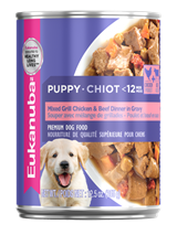 Eukanuba - Puppy Mixed Grill Chicken & Beef in Gravy