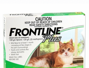 Frontline Plus Spot On Cat - Frontline Plus Spot On Cat (Green)