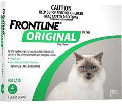 Frontline Original Cat - Frontline Original Cat