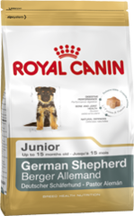 Royal Canin Dog - Royal Canin GERMAN SHEPHERD JUNIOR, 0-15 months