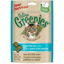 Greenies Feline Ocean Fish