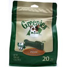 Greenies Treat Pack Petite - Small Breeds