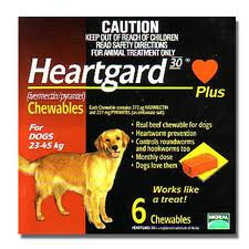 Heartgard Plus - Heartgard Plus Large Dogs (Brown) 23-45kg