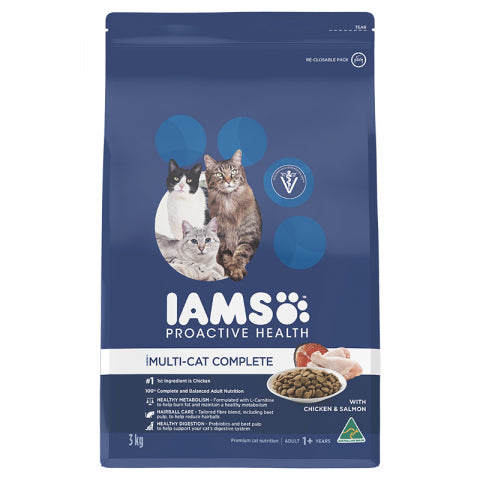 IAMS Cat - Iams® ProActive Health™ Multi Cat Chicken & Salmon