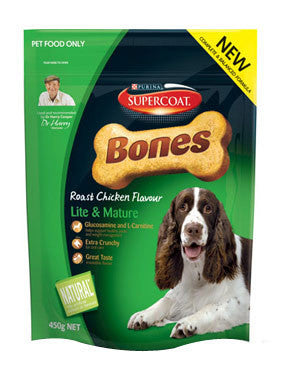 Supercoat- Supercoat Bones Lite & Mature