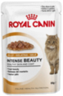 Royal Canin Cat - Royal Canin INTENSE BEAUTY ADULT IN JELLY (pouches)