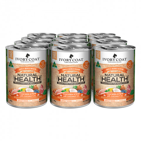 Ivory Coat - Chicken Coconut Stew Cans