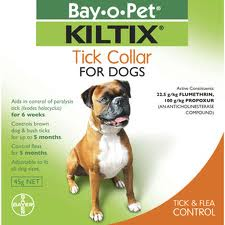 Kiltix Tick and Flea Collar