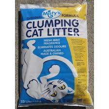 Cat Litter - Misty's Clumping Cat Litter