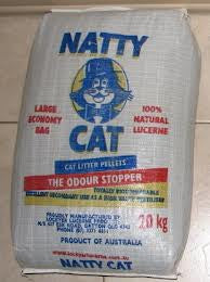 Cat Litter - Natty Cat Litter
