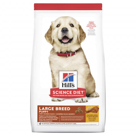 Science Diet Dog - Large Breed, Puppy 0-1 year