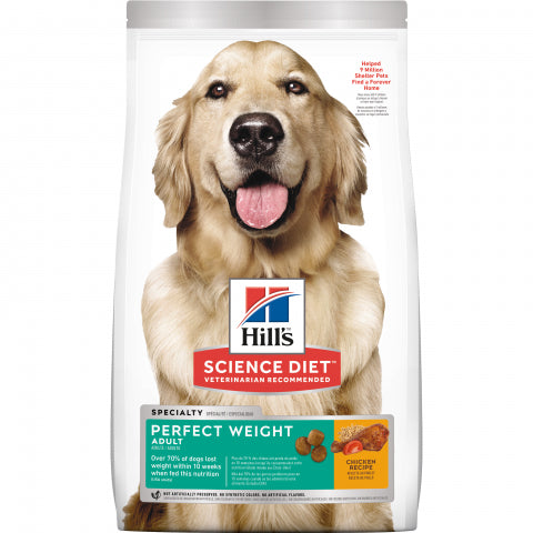 Science Diet Dog -  Perfect Weight Adult