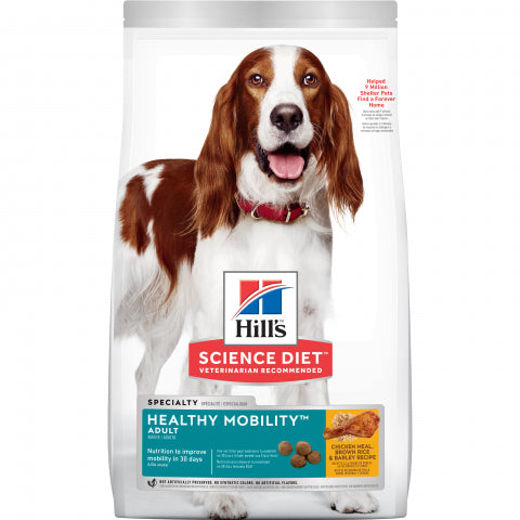 Science Diet Dog - Adult Healthy Mobility