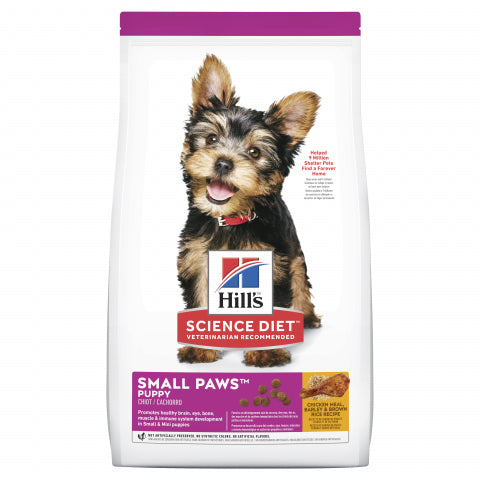 Science Diet Dog - Healthy Development Small Bites, Puppy 0-1 year