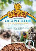 Cat Litter - Oz Pet Litter Pellets