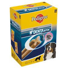 Pedigree Dentastix Large Dog 28 piece, 1.08kg