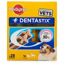 Pedigree Dentastix Small Dog 28 piece, 440g