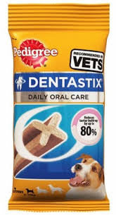 Pedigree Dentastix Small Dog 7 piece