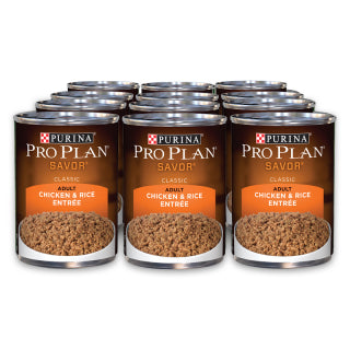 Proplan Dog - Chicken & Rice Cans
