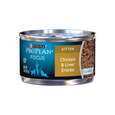 Proplan Cat - Kitten Chicken & Liver