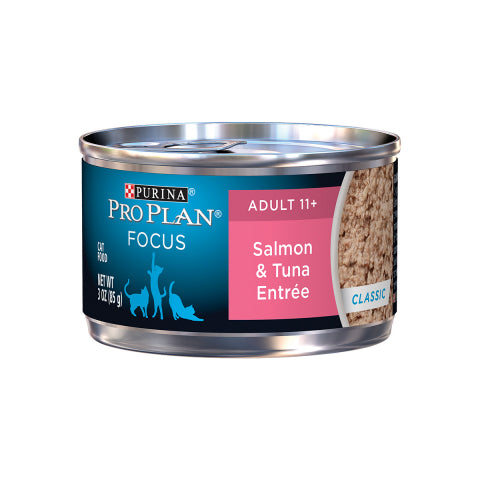 Proplan Cat - Senior Salmon & Tuna Entree