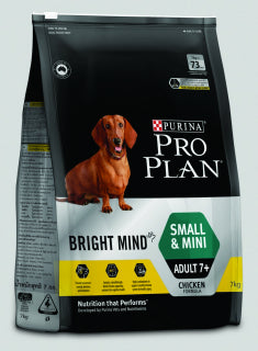 Proplan Dog - Bright Mind Senior - 7+years Small/Mini Breed