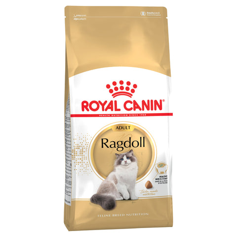 Royal Canin Cat - Royal Canin RAGDOLL, 1-10 years