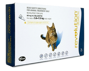 Revolution Cat - Revolution Cat (Blue) 2.6-7.5Kg