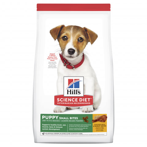Science Diet Dog - Puppy Small Paws, 0-1 year