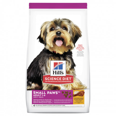 Science Diet Dog - Adult Small Paws