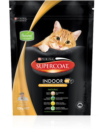 Supercoat Cat - Cat Adult Indoor with Chicken