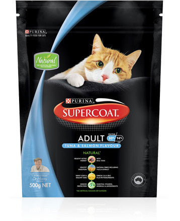 Supercoat Cat - Cat Adult Salmon & Tuna