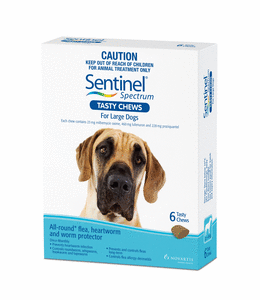 Sentinel Dog - Sentinel Large Dog 22-45Kg (Blue)