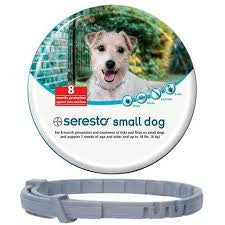 Advantage Dog - Seresto Small Dog, up to 8Kg