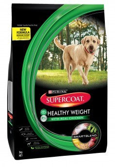 Supercoat Dog - HEALTHY WEIGHT CHICKEN