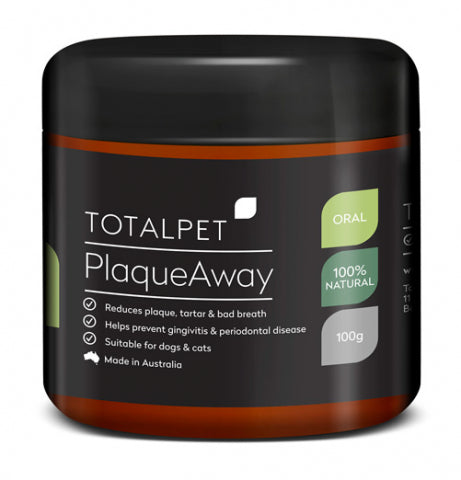 Total Pet Plaque Away