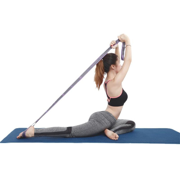 Yoga and Pilates Pull Strap