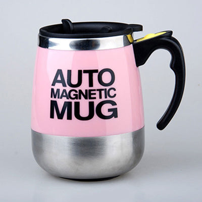 Magnetic Self Stirring Mug